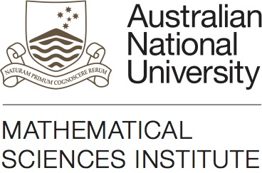 The Australian National University MSI logo
