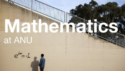 Mathematics at ANU